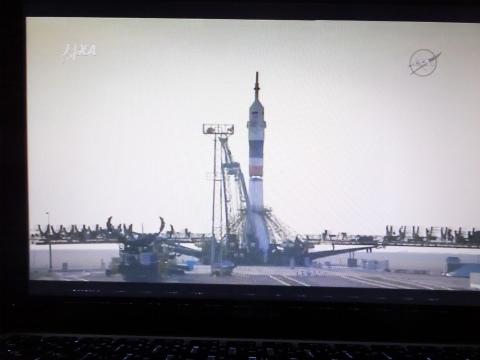 ソユーズ打上げ2