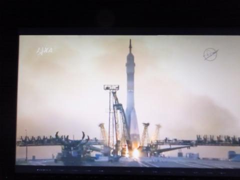 ソユーズ打上げ3