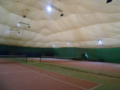Vaihingenのテニスコート1