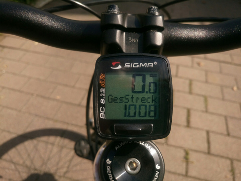 1008km