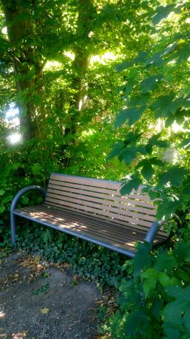 Kloster Denkendorfの池の周り1