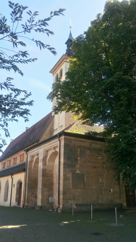 Kloster Denkendorf1