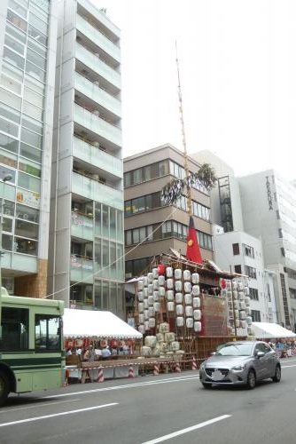 祇園祭 月鉾 2016 7 15 (mt.okuho)