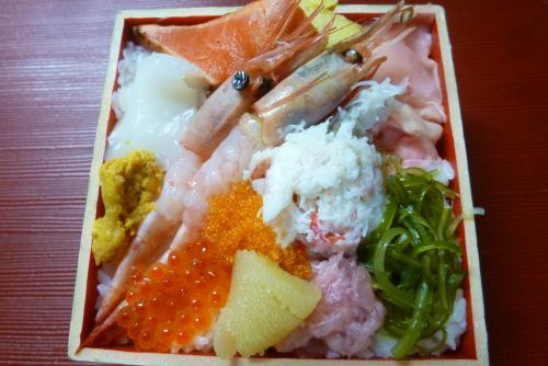 海鮮寿司 2016 4月