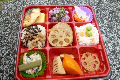 淡輪つつじ祭り お弁当  2016 4月(mt.okuho)