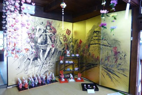 第8回 町家の人形めぐり 2016 4月(mt.okuho)