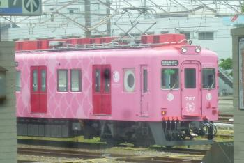 加太さかな線 「めでたい電車」  2016 5 10 (mt.okuho)