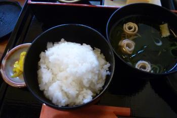 奈良 やまと庵さん ランチ  2016 5 10 (mt.okuho)