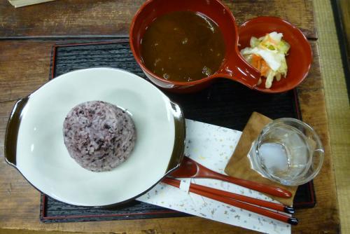 黒江便り 味わいカレー 2016 6 1 (mt.okuho)