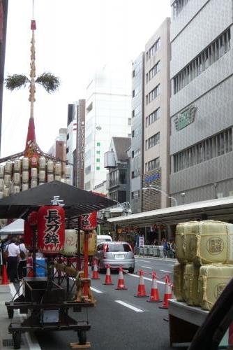 長刀鉾 (なぎなたぼこ) 2016 7 15 (mt.okuho)