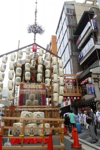 祇園祭 函谷鉾(かんこほこ) 2016 7 15 (mt.okuho)