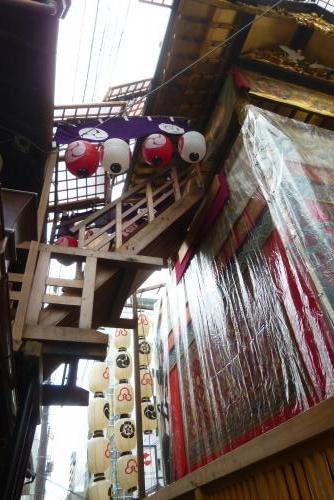 祇園祭 放火鉾(ほうかほこ) 2016 7 15 (mt.okuho)