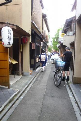先斗町  味がさね  2016 7 15 (mt.okuho)