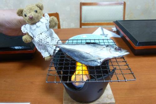 鳥羽旅行 (朝食) 2016 7 22.~23 (mt.okuho)