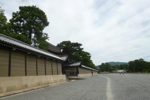 京都御所  2016 8 10 (水) (mt.okuho)