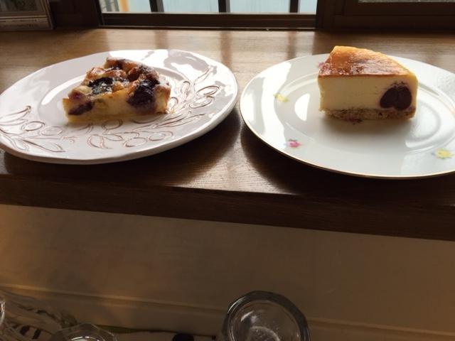 平成28年09月15日チーズケーキ