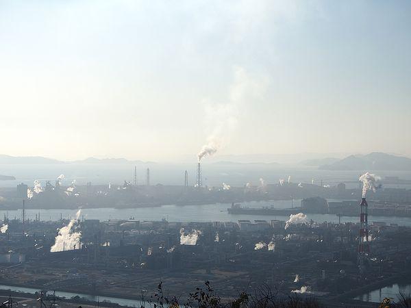 瀬戸内工業地域