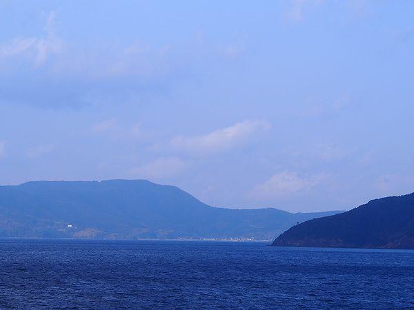 穏やかな内海