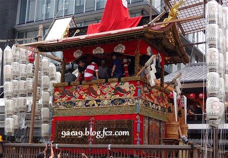 京都祇園祭宵山 2016 7月16日 2