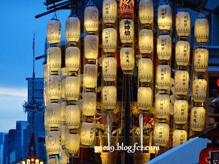 京都祇園祭宵山 2016 7月16日 7