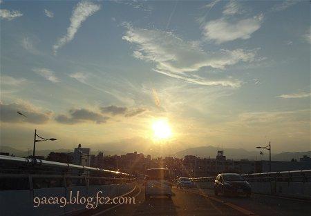 7月23日 琵琶湖から再び京都市内へと