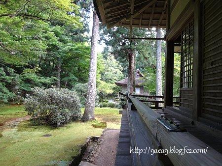 2016 8-20 京都大原~三千院へ 5