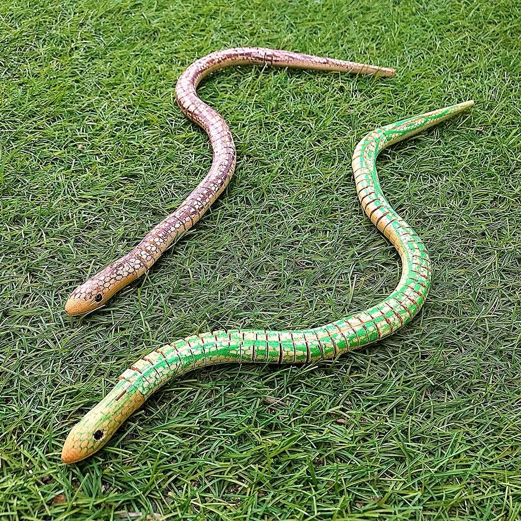 蛇のおもちゃ