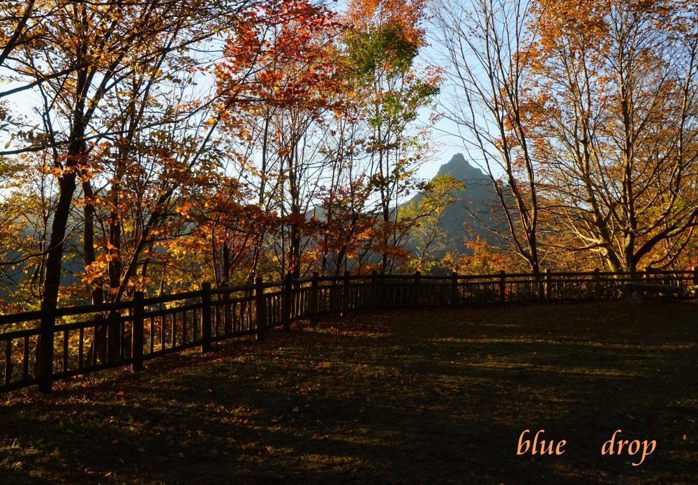 紅葉の石鎚山*