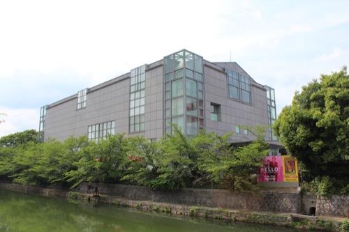 0054:京都国立近代美術館 琵琶湖疏水側から①