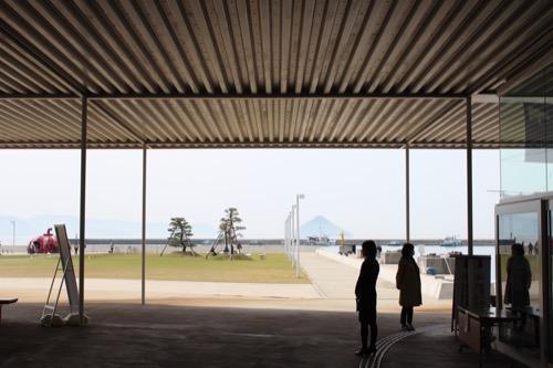 0066:海の駅なおしま 待合スペース②
