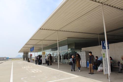 0066:海の駅なおしま バスターミナル