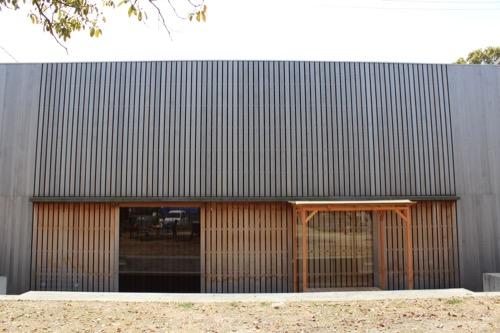 0070:宮浦ギャラリー六区 新北側外観①