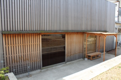 0070:宮浦ギャラリー六区 新北側外観②