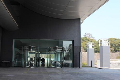 0080:和歌山県立近代美術館 美術館入口