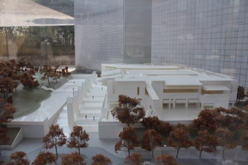 0081:和歌山県立博物館 館内奥にある模型