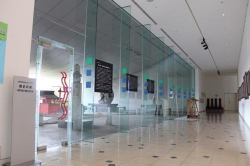 0081:和歌山県立博物館 2階奥にある無料展示スペース