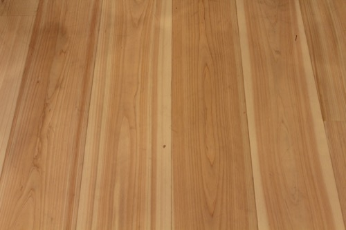 0083:直島ホール 舞台内部の床
