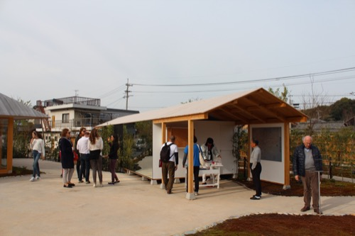 0083:直島ホール 「The naoshima plan」展の様子