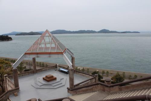 0085:瀬戸大橋記念館 野外踊り場スペース