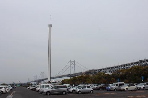 0085:瀬戸大橋記念館 瀬戸大橋と瀬戸大橋タワー