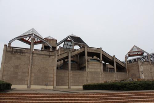 0085:瀬戸大橋記念館 南側外観