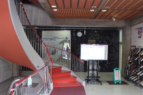 0086:津山文化センター エントランス①