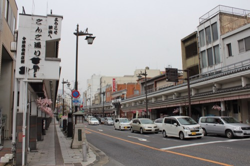 0086:津山文化センター こんご通り