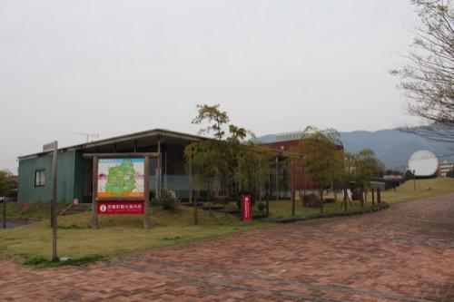 0087:奈義町現代美術館 観光案内所棟①