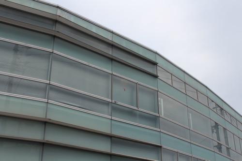 0097:松山ITM本社ビル ガラスファサード