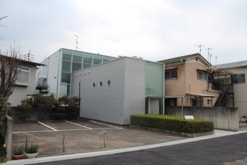 0097:松山ITM本社ビル 正面玄関方面