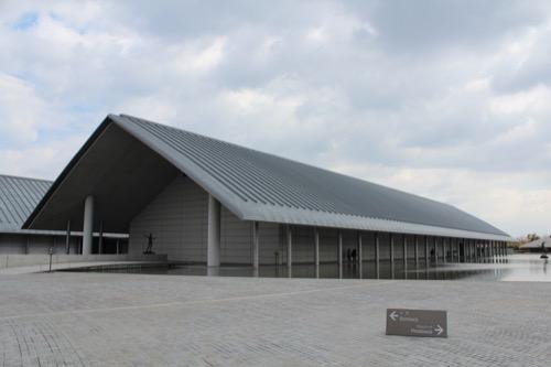 0098:佐川美術館 メイン