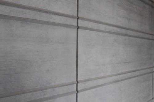 0098:佐川美術館 内壁ディティール