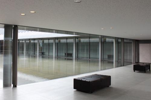 0098:佐川美術館 フリースペース