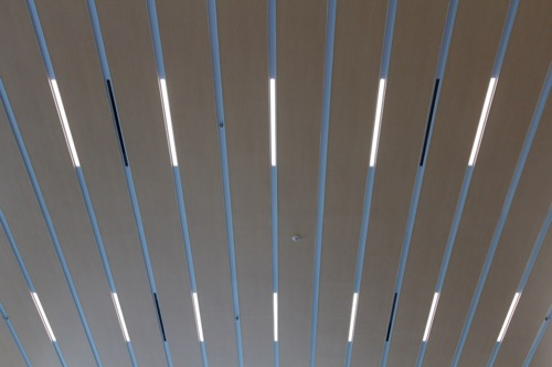 0100:あべのハルカス オフィスロビー天井